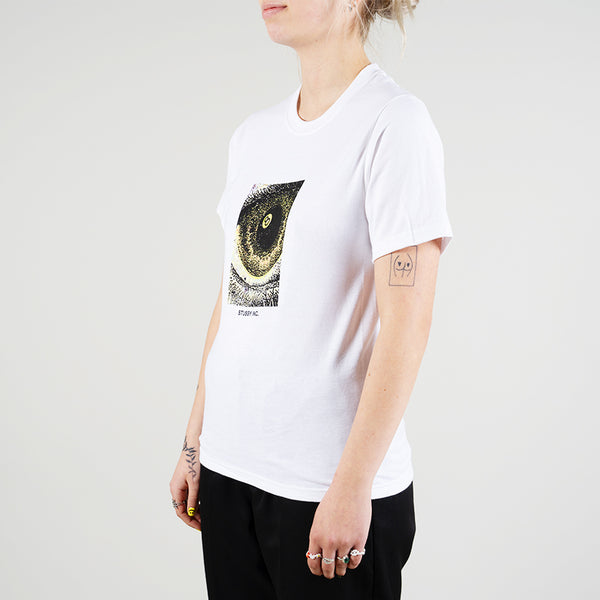 Stussy Acid Eye Tee White 1904647