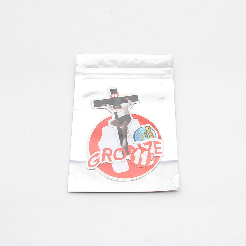 Gronze Stickers pack