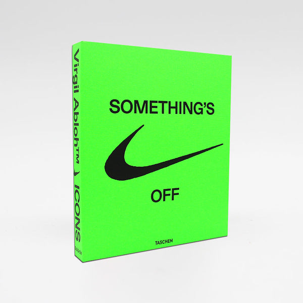 "Virgil Abloh x Nike ICONS ""The Ten"" Something's Off Book"