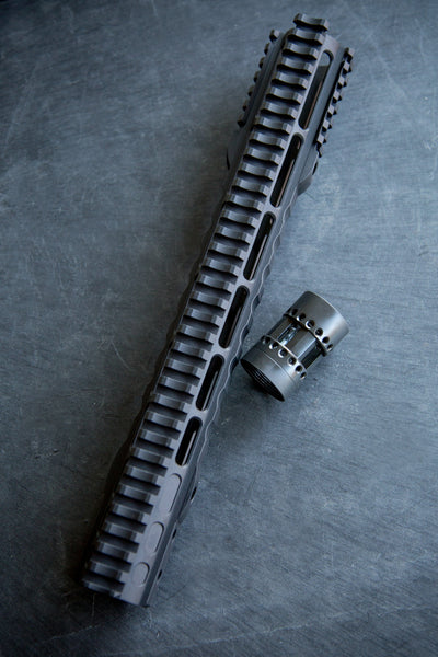 V SEVEN MPR (Multi-Purpose Rail) 13.5""