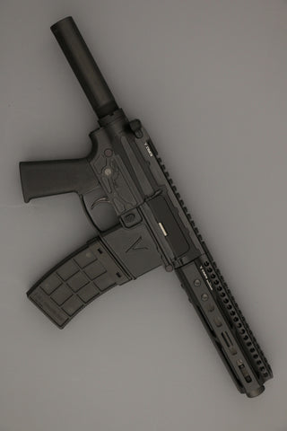 "V SEVEN 6.5"" 2055 ENLIGHTENED 300BLKOUT PISTOL"