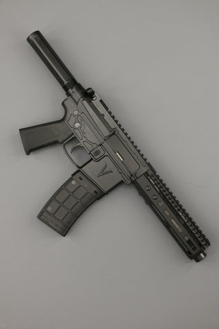 "V SEVEN 6.5"" 7075 ENLIGHTENED 300BLKOUT PISTOL"