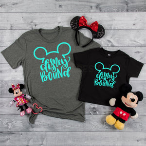 Disney Bound Shirt youth or adult, color options, disney graphic tee, Disney Family Shirt, Going to Disney World shirt, Magic Kingdom