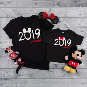 Disney Family Shirts 2019, Matching Family Disney, Disney shirt, Matching Disney Shirts for Family, Mickey Mouse Shirt,Magic Kingdom Family