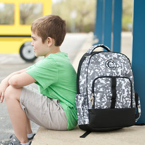 Boys Techni-cool Personalized Backpack Lunchbox, and Pencil pouch  set