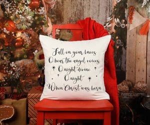 Christmas Pillow Cover, Christmas Decor, Winter Pillow Cover, Farmhouse Decor, Christmas Pillow, Christmas Home Decor