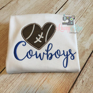 Cowboys Game Day Shirt, Custom Football Shirt
