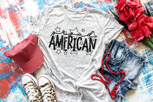 Proud American Shirt, 4th of July shirt, Patriotic shirt
