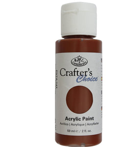 Burnt Sienna - PNTA 143 - Royal & Langnickel 59ml acrylic paint