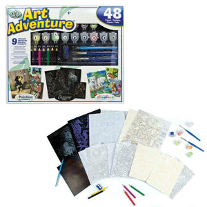 Royal & Langnickel Art Adventure Activity Set - AVS-102