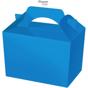 Blue Party Boxes