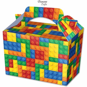 Bulding Bricks Party Boxes