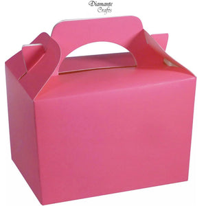 Neon pink Party Boxes