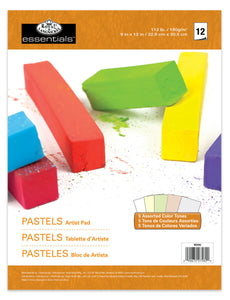 Royal & Langnickel A4 Artist Pad - Pastels 5 Colours RD356