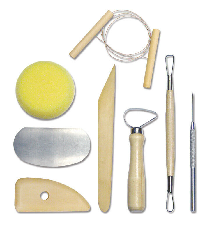 Royal & Langnickel Pottery Tool Set - RESET-POT1