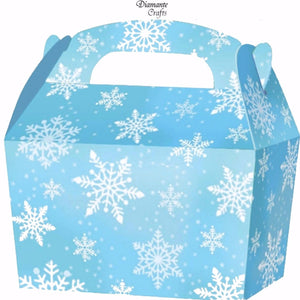 Snowflake Party Boxes