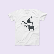 Load image into Gallery viewer, Cats T-Shirt