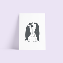 Load image into Gallery viewer, Penguins Print