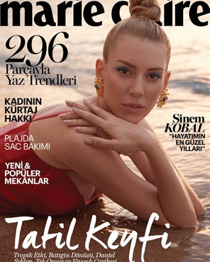 Marie Claire Turkey - July 2019