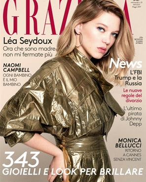 Grazia France - May 2017