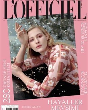 L'officiel - April 2017