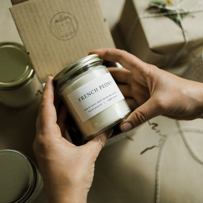 Candle of the Month - 6 Month Subscription