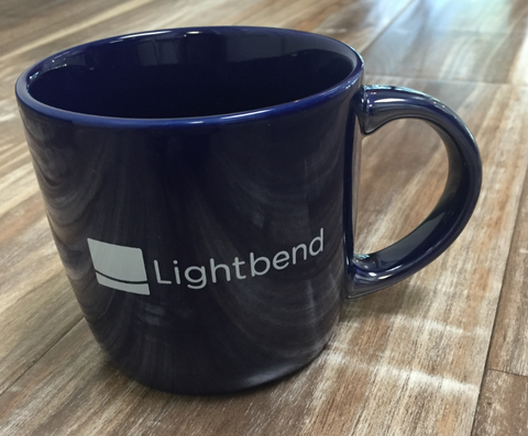 Lightbend Iridescent Mug