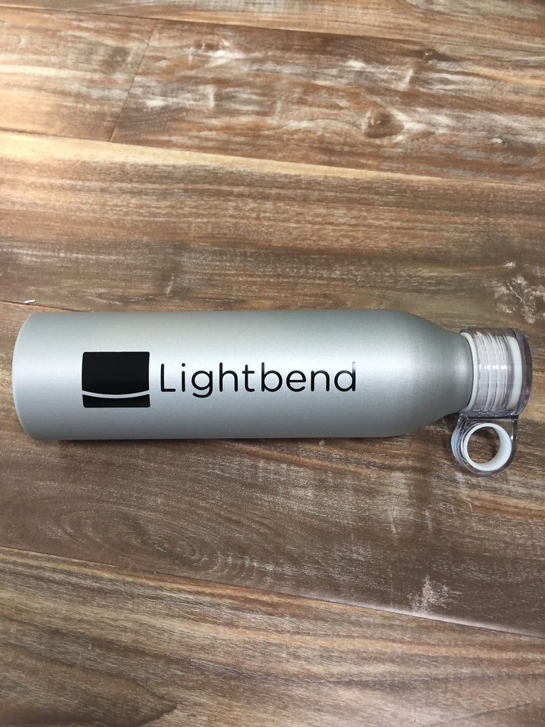 Lightbend Aluminum Water Bottle