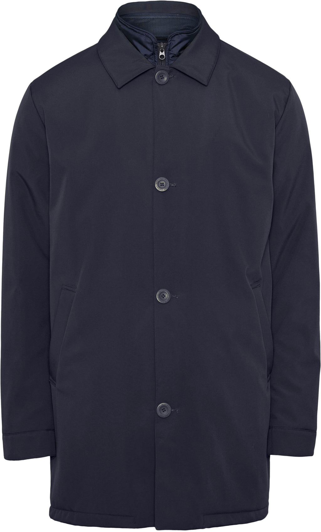 Arctic Canvas Jacket with buttons von Knowledge