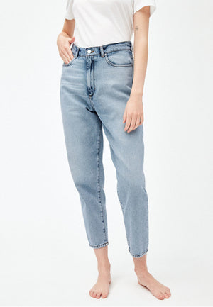 Damen Jeans MAIRAA faded blue