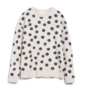 Pullover KAAMILE BIG DOTS