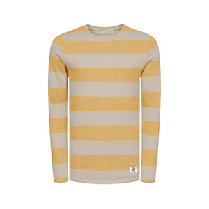 Captains Sweater Gelb von bleed