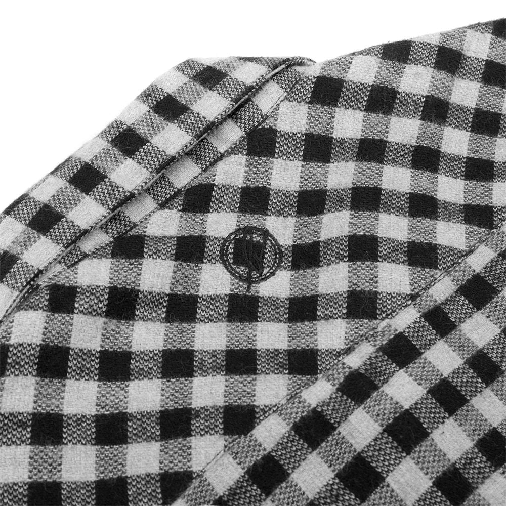 Flanellhemd Small Checks