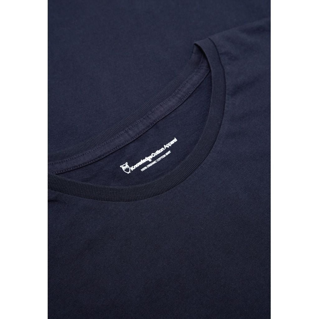 ALDER T-Shirt basic chest pocket tee
