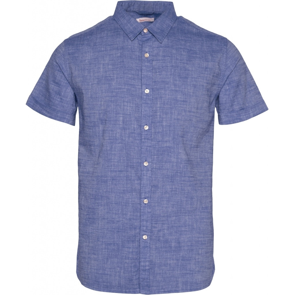 LARCH Leinen Shirt Surf