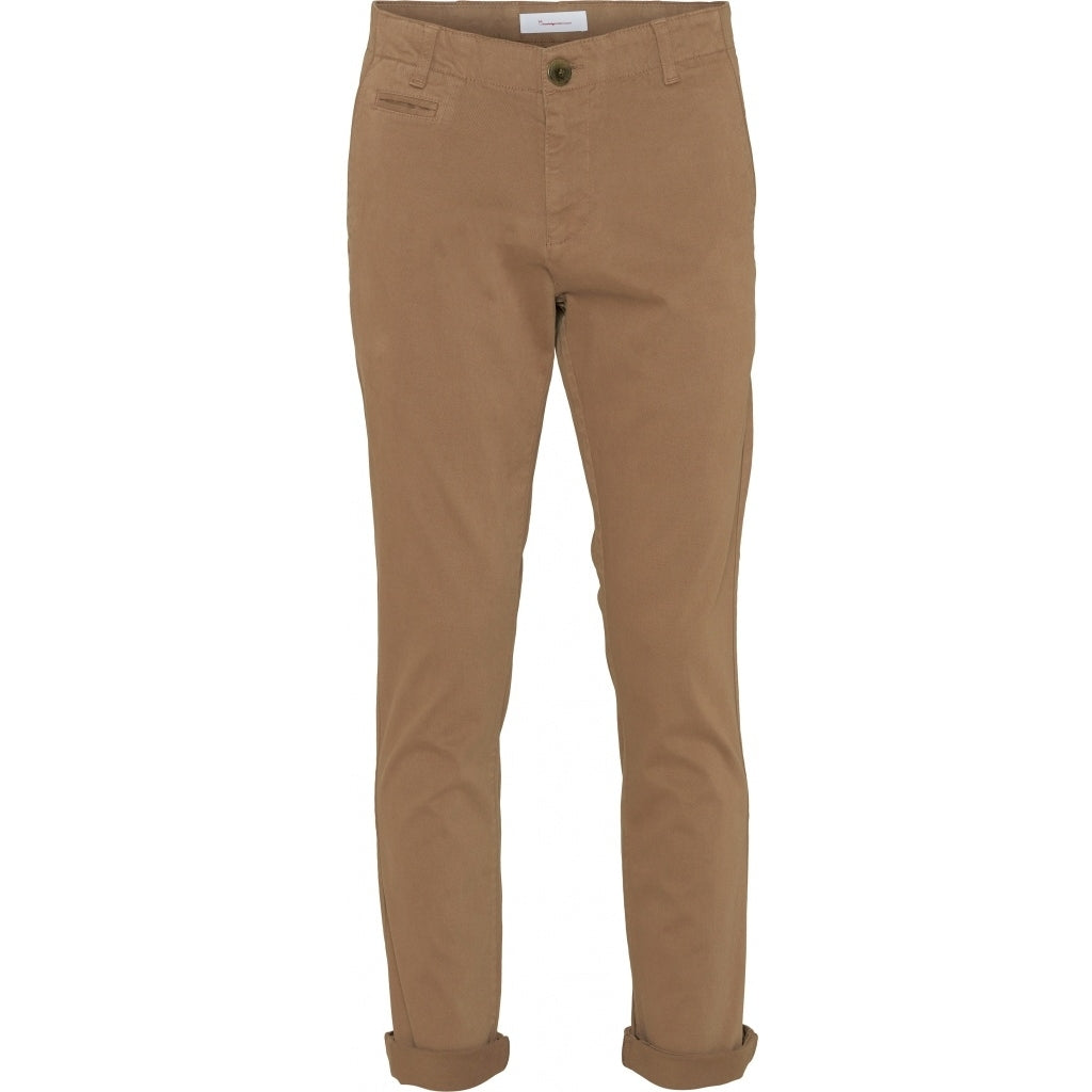 CHUCK Regular stretched Chino Hose in beige