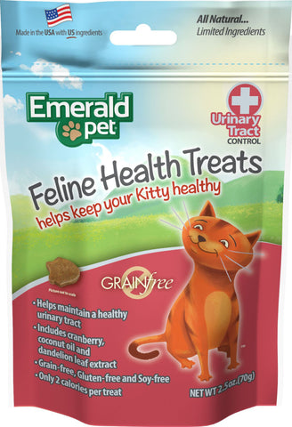 EMERALD PET FELINE TREATS URINARY TRACT FORMULA