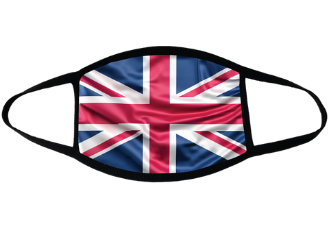 United-Kingdom Sublimation Face Mask