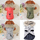 Warm Winter Small Dog Jackets