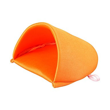 Pets Bed Fabric Pet Liners Solid Colored Soft Durable Easy to Install Orange Red Blue