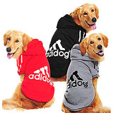 Cat Pets Dog Hoodie Sweatshirt Outfits Winter Dog, Cat, Pet Clothes.