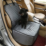 Dogs Cats Car Seat Cover Mats & Pads Nylon Waterproof  Foldable.