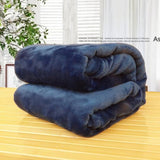 HEYPET Soft Coral Fleece Pet Blanket Cute Puppy Dog Cat Bed Mat Warm Comfy Kennel Mat for Small Medium and Large Dogs