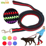 Big Large Dog Leash Dog Chain Leash Supplies Pet Collars Chest Strap Dog Collar Rope Golden Labrador Durable Leash 30