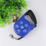 1pc 8M Retractable Dog Leash Automatic Extending Traction Rope Pet Walking Leads For Medium Large Dogs Lead Puppy Harness Collar