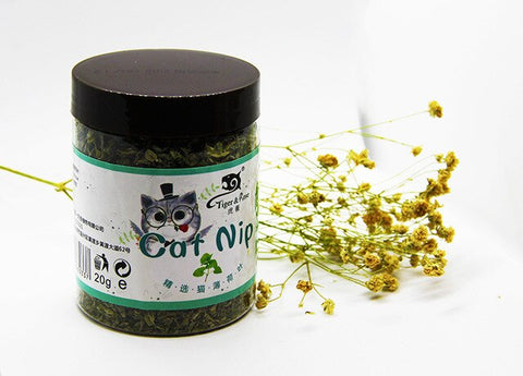 New Organic 100% Natural Premium Catnip Cattle Grass 20g/30g Menthol Flavor Funny Cat Toys Pet Healthy Safe Edible Treating