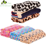 ULTRASOUND PET Dog Cushion Mat Warm Dog Mattress Pad For Pet House/Kennels/Cage/Crate/Bed