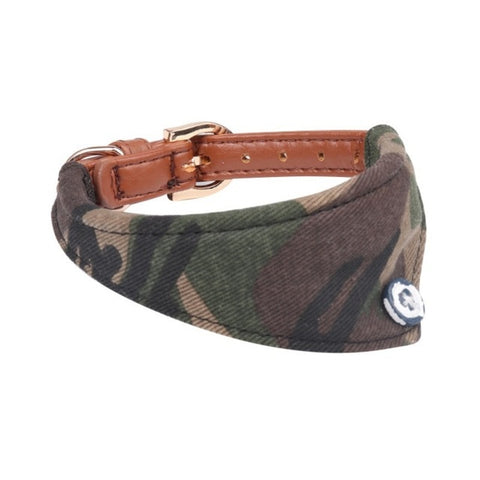 Camouflage Dog Collars Pet Collars Leash Bow Tie Collar PU Leather Pet Strap Dog Product Outdoor Indoor Dogs Supplies Collars