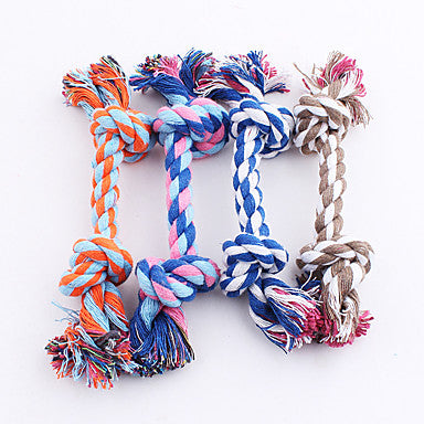 Chew Toy Dog Chew Toys Cat Chew Toys Ropes Dog Puppy Pet Toy 1 Rope Cotton Gift