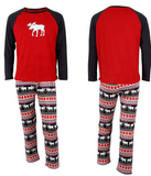 Family Christmas Pajamas Set